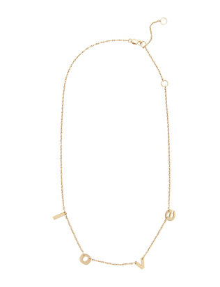 Parker Love Necklace