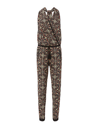 Talitha T-Back Printed Jumpsuit