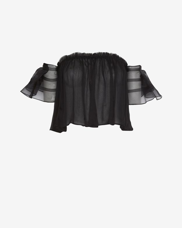 alexis-organza-off-the-shoulder-top by alexis