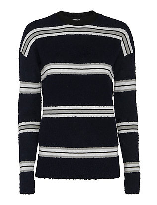 Derek Lam Combo Striped Knit
