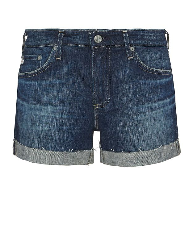 AG Hailey Ex-Boyfriend Cuffed Denim Shorts