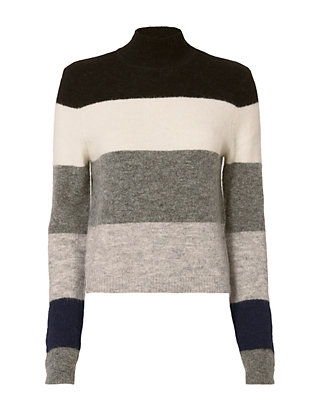 Equipment Ren Stripe Sweater