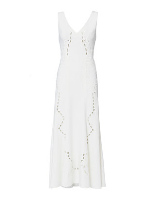Jonathan Simkhai Truss Applique Dress