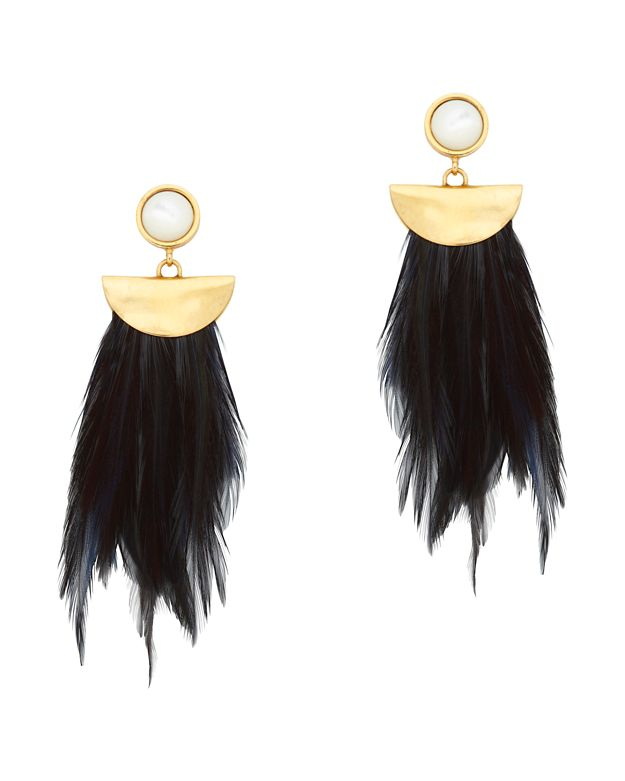 Lizzie Fortunato Parrot Earrings