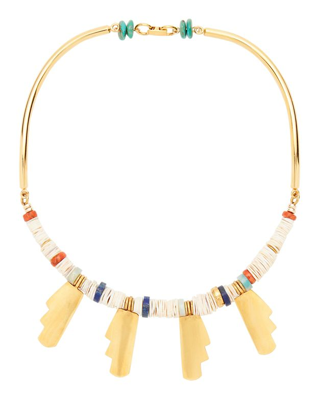 Lizzie Fortunato Lost City Necklace