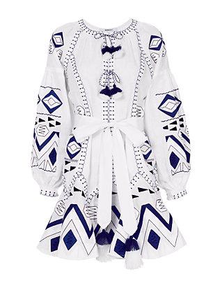 Kilim Embroidery Dress
