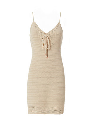 Exclusive for Intermix Sirah Crochet Dress