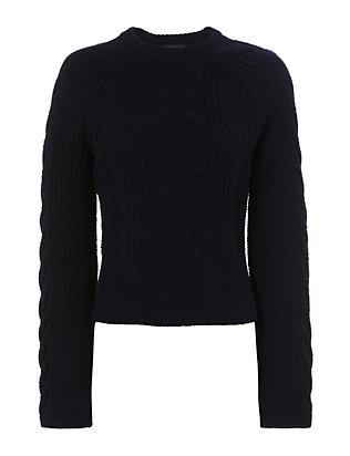 Chantal Chenille Sweater