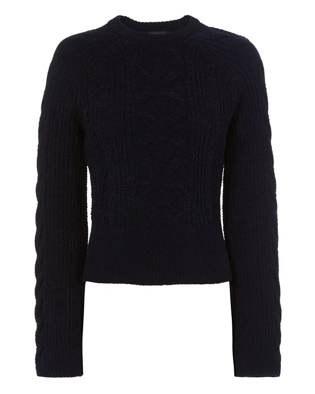 Exclusive for Intermix Chantal Chenille Sweater