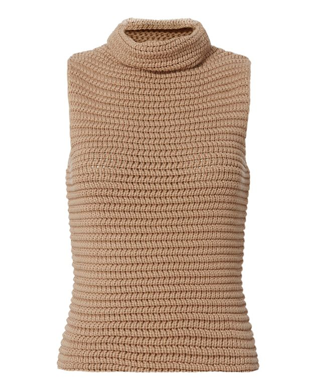Exclusive for Intermix Gilbert Sweater Gilet
