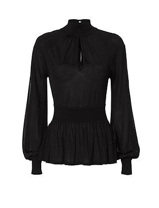 Joanne Slit Sleeve Knit