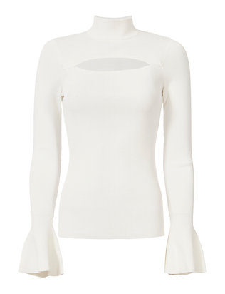 Exclusive for Intermix Kenny Flare Sleeve Sweater