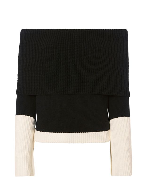 Exclusive for Intermix Jill Off-The-Shoulder Sweater