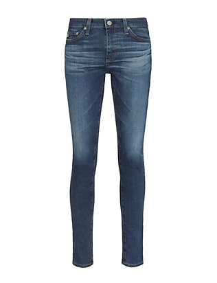 Midi Ankle Jeans