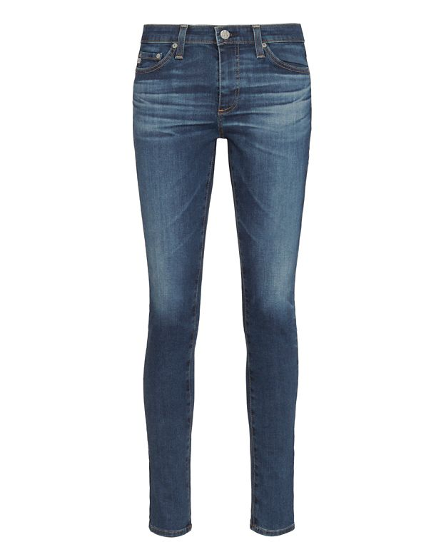 AG Midi Ankle Denim