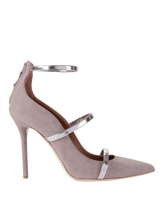 Malone Souliers Robyn Suede Pump