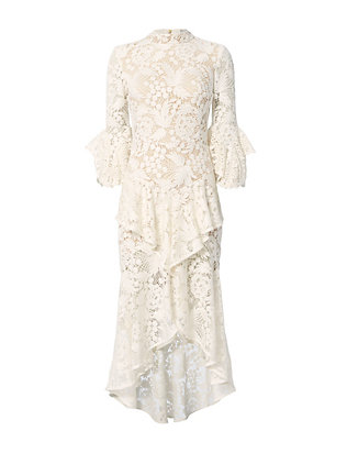 Rebecca Vallance Lace Dress