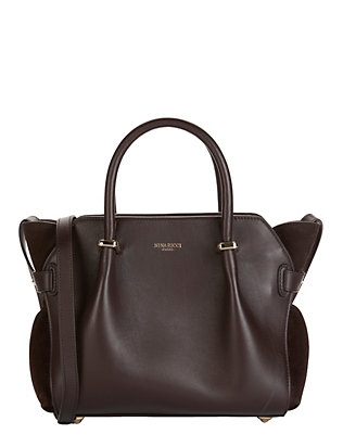 Nina Ricci Marche Double Handle Extra Small Satchel