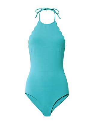 Mott Maillot: Turquoise- FINAL SALE