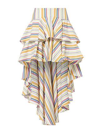 Giulia Stripe Skirt
