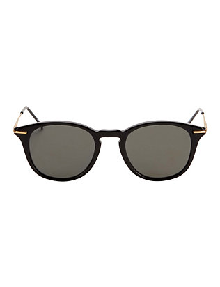 Peter & May Walk Lenny Flat Wayfarer Sunglasses
