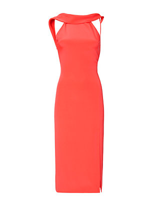Cushnie Et Ochs Anna Silk Dress