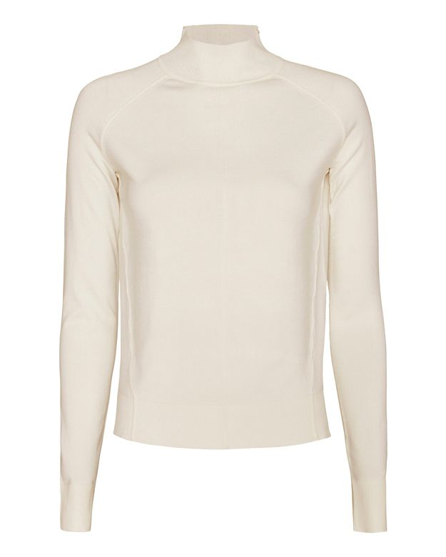 Joseph Silk Turtleneck Sweater