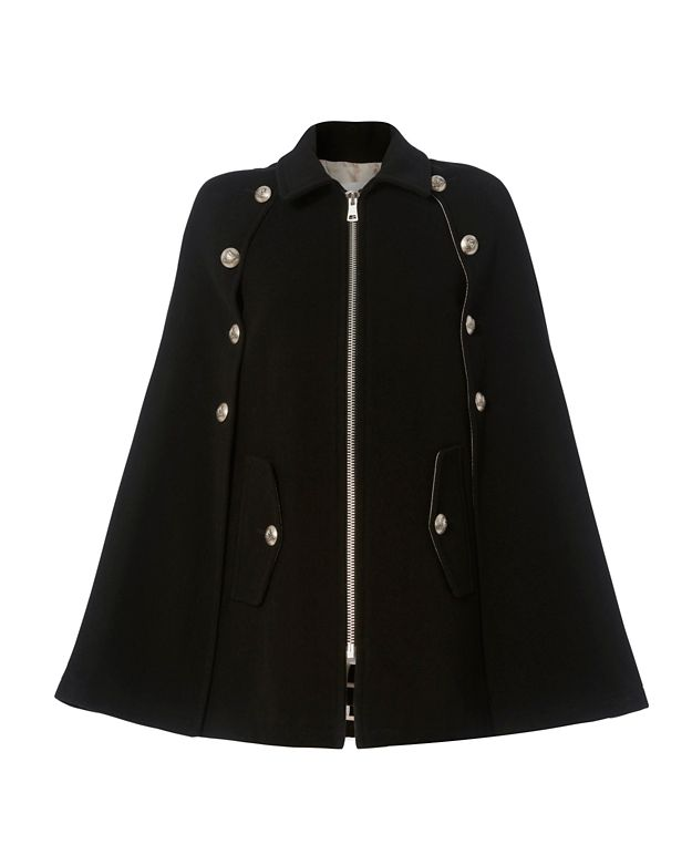 See By Chloe Military Cape