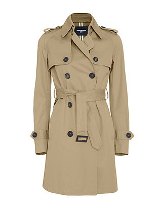 DSQUARED2 Classic Trench Coat