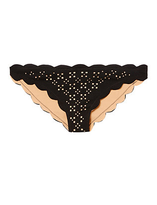 Antibes Laser Cut Bikini Bottom- FINAL SALE