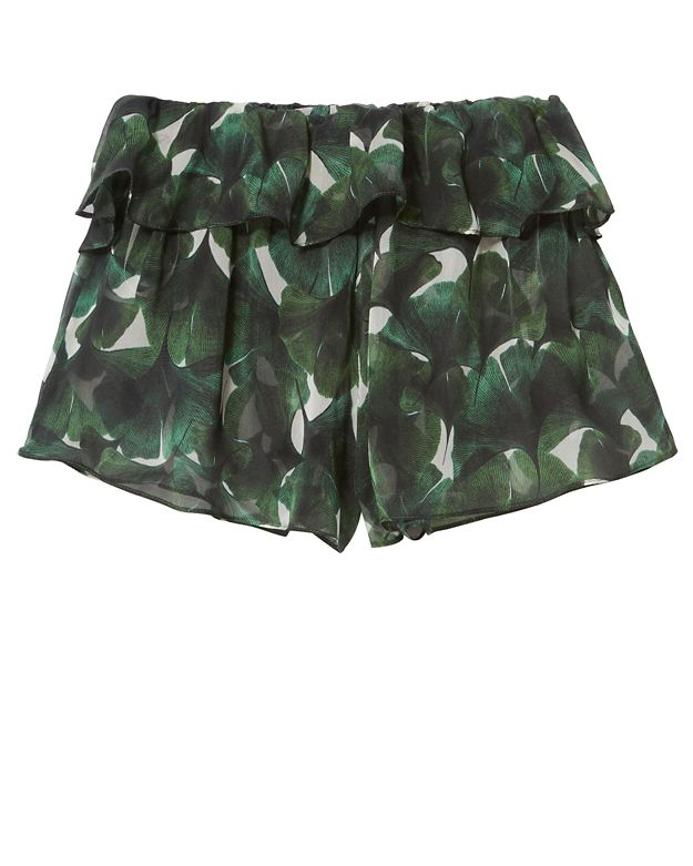 Adriana Degreas Ginkgo Shorts