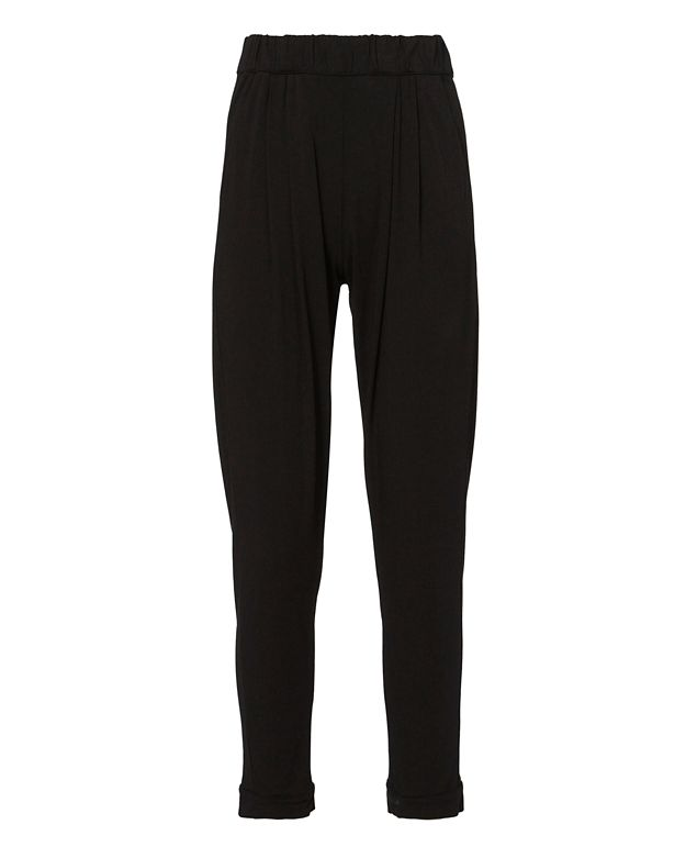Enza Costa Pleated Easy Lounge Pants