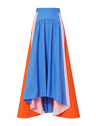 Peter Pilotto Panel Midi Skirt