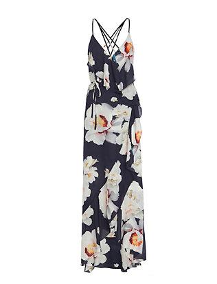 Barletta Print Maxi Dress