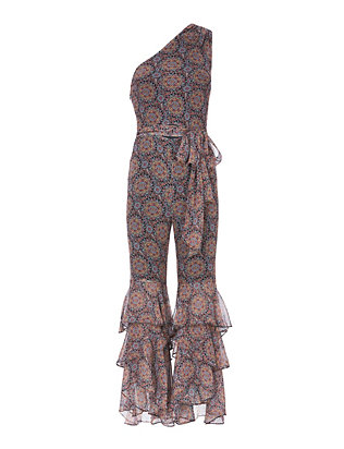 Exclusive for Intermix Stevie Printed Jumpsuit