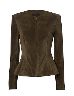Exclusive for Intermix Sofie Suede Jacket
