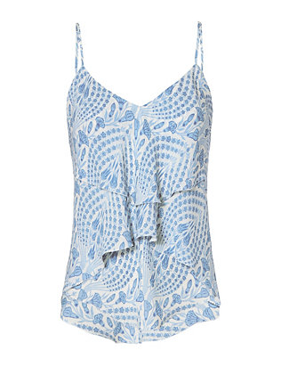 Exclusive for Intermix Rosalia Layered Tank