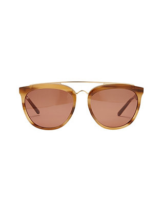 Smoke X Mirrors Volunteers Tortoise Sunglasses