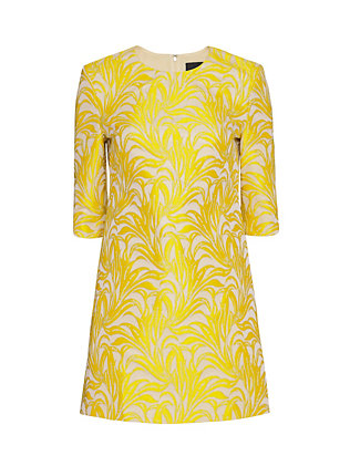 Exclusive for Intermix Clarke Jacquard Shift Dress