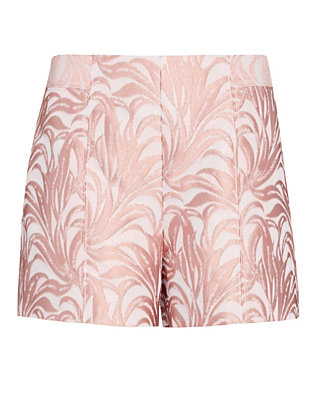 Exclusive for Intermix Lydia Lurex Jacquard Short