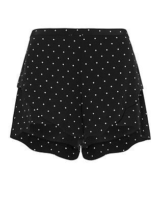 Exclusive for Intermix Lenox Polka Dot Short