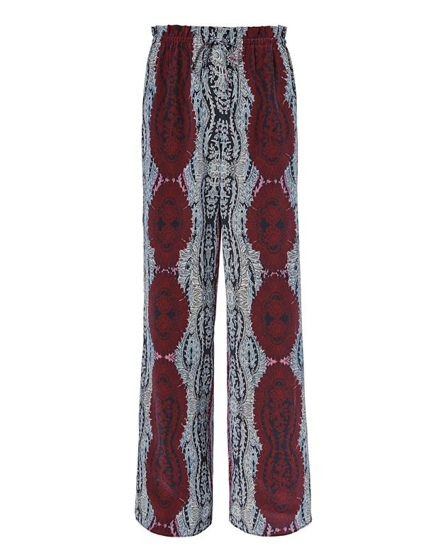 Exclusive for Intermix Julien Side Slit Print Pant