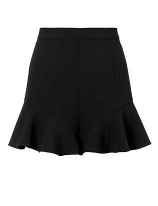 Exclusive for Intermix Emma Crepe Flare Short