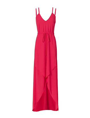 Exclusive for Intermix Nayara Hi/Lo Maxi Dress
