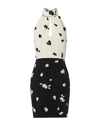 Exclusive for Intermix Grace Print Halter Dress