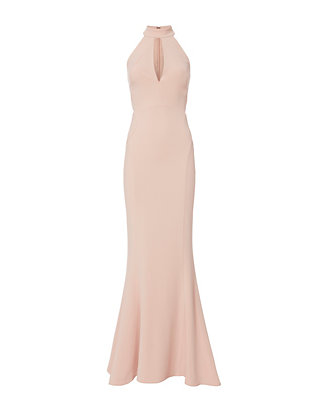 Exclusive for Intermix Clover Cutout Gown