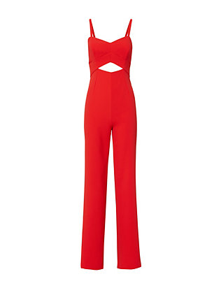 Exclusive for Intermix Perla Cut Out Jumpsuit