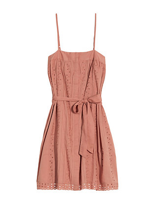 St. Roche EXCLUSIVE Kiki Eyelet Dress