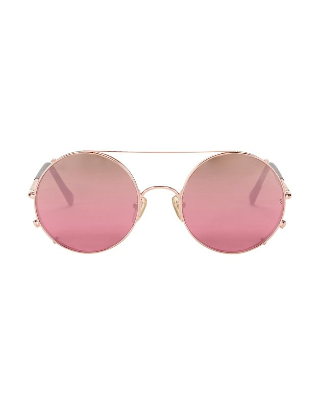 Sunday Somewhere Valentine Pop Off Round Sunglasses