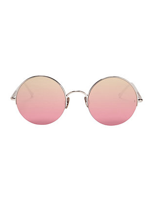 Raine Round Sunglasses